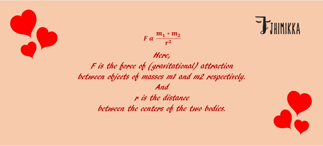 Your Flaws are My Laws of Attraction