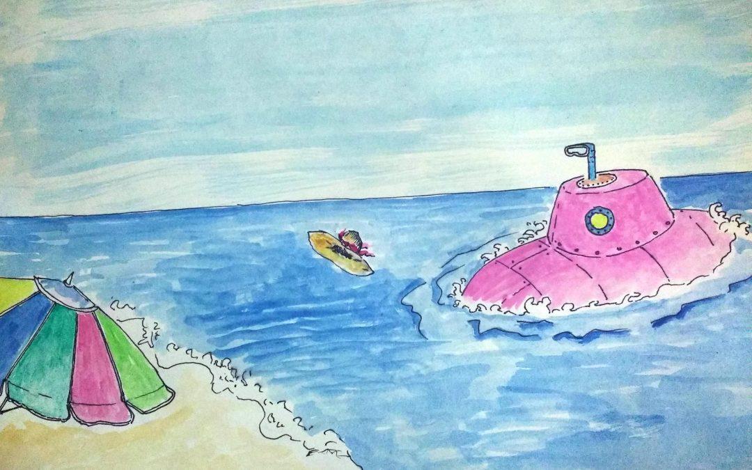 The Pink Submarine